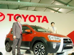 Toyota Etios Cross To Be Officially Launched On 9th Of May