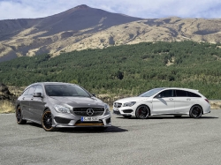 Mercedes Benz Cla 45 Amg Shooting Brake Engine Specification Features Safety
