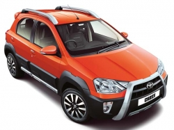 Toyota Etios Cross Dynamique India Launch