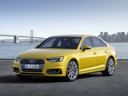 Audi A4 Diesel India Launch
