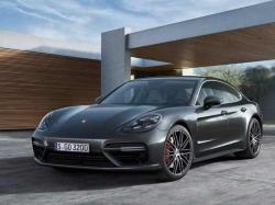 Porsche Panamera Turbo India Launch March 22