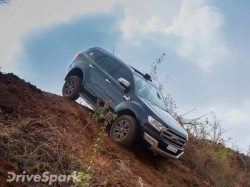 Ford Endeavour Two Variants Discontinued India