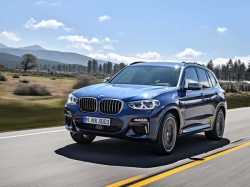 New Bmw X3 Revealed Faster Efficient