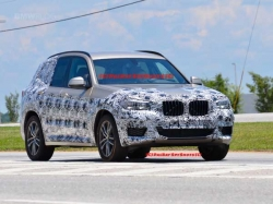 New Bmw X3 Unveiled June 26 Spartanburg