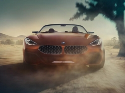 New Bmw Z4 Concept Images Revealed