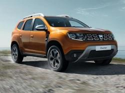 New Renault Duster Unveiled Frankfurt Motor Show