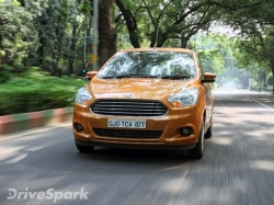 2018 Ford Figo Facelift Spotted Testing In India Nmc1