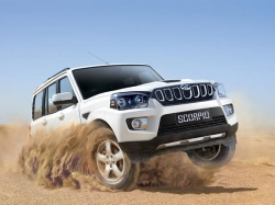 Mahindra Scorpio Facelift Launched In India Launch Price Specifications Mileage Images