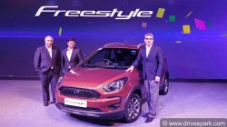 Ford Freestyle Unveil Live Updates Price Images Specifications