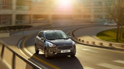 New Ford Figo Facelift Revealed India Launch Soon