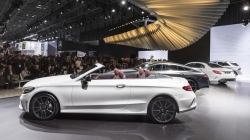 New Mercedes Benz C Class Revealed At The New York Auto Show
