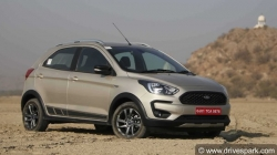 Ford Freestyle Launched In Bangalore At Rs 5 09 Lakh Specifications Features Images