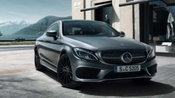 Mercedes Benz C Class Nightfall Edition Introduced Receives Amg Features