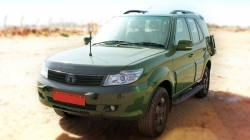Tata Safari Storme Army Edition Deliveries Begin Specifications Features Images