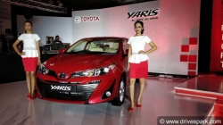 Toyota Yaris Launched India At Rs 8 75 Lakh Specifications Features Images