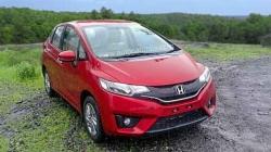 New Honda Jazz Images Revealed Ahead Launch