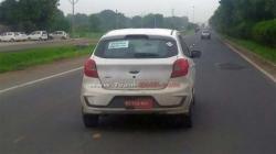 New Ford Figo Cng Testing India