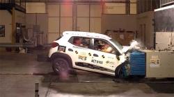 Renault Kwid Asean Ncap Crash Test Results Revealed