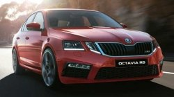 Skoda Octavia Rs Bookings Open India Deliveries Starting Soon