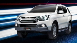 Isuzu Mu X Facelift Launch Details Revealed Rival Toyota Fortuner