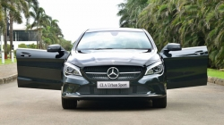 Mercedes Benz Cla 200 D Urban Sport Launched In India At 35 99 Lakh Details Specs Images