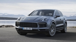 Porsche Cayenne India Launch 17 October Specifications Features Variants Images