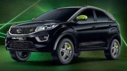 Tata Nexon Kraz Edition Leaked Ahead Launch