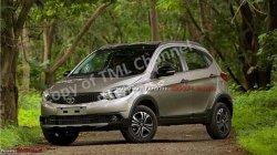 Tata Tiago Nrg Cross Hatchback Details Revealed Rival Maruti Celerio X