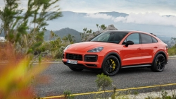 Porsche Cayenne Coupe Unveiled Specs Features Images Details