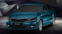 Skoda Rapid To Feature New 1 0 Litre Tsi Engine