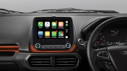 Ford Ecosport Titanium Plus At Loses Sync3 Infotainment System Voice Command