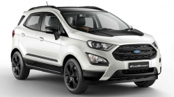 Ford Ecosport Thunder Launched At Rs 10 18 Lakh Ford Ecosport Prices Reduced Across All Variants