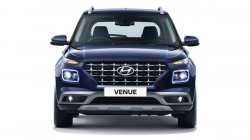 Hyundai Venue Receives More Than 45 000 Bookings In A Month Price Specifications