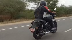 2020 Bs 6 Royal Enfield Thunderbird Spotted Testing Details Images Video