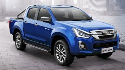 New Isuzu V Cross Diesel Automatic Launch Price Specs Features Details