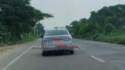 New Honda City Bs6 Spy Pics Testing Ahead Of Launch Next Year