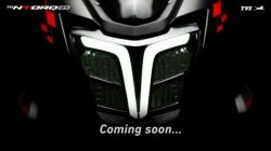 Tvs Ntorq 125 Facelift With Led Headlamp New Design Teased Through Short Video