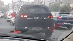 Kia Qyi Spy Pics Testing Ahead Of Debut At Auto Expo Details