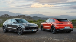 Porsche Cayenne Coupe India Launch 13th December Confirmed Details