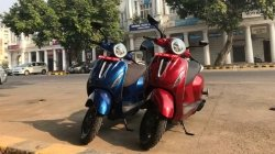 Bajaj Chetak Electric Scooter Showcase Pune 14th November Details