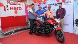 Hero Motocorp Begins Deliveries Of Bs Vi Compliant Splendor Ismart