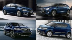 Maruti Discounts November Offers On Ciaz S Cross Ignis And Baleno Models