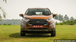 Ford Ecosport Bs6 Models Launched Starting At Rs 8 04 Lakh