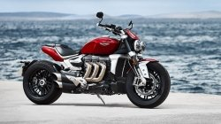 Triumph Rocket 3r Deliveries In India Begins 8 Cities Details
