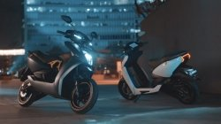 Ather 450x Electric Scooter Launched In India Rs 85000 Bookings Range Features Specs Details