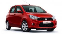 Maruti Suzuki Celerio Bs6 Models Launched In India Starting At Rs 4 41 Lakh