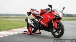 Tvs Apache Rr310 Bs6 Expected To Launch On January 25 Details Price Specifications