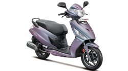 Hero E Maestro Electric Scooter In Research And Development Concept To Be Unveild Soon