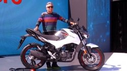 Hero Xtreme 160r Unveiled Ahead Of Launch In March Details