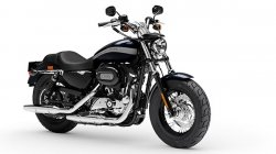 Harley Davidson 1200 Custom Bs6 Models Launched In India Starting At Rs 10 77 Lakh Ex Showroom